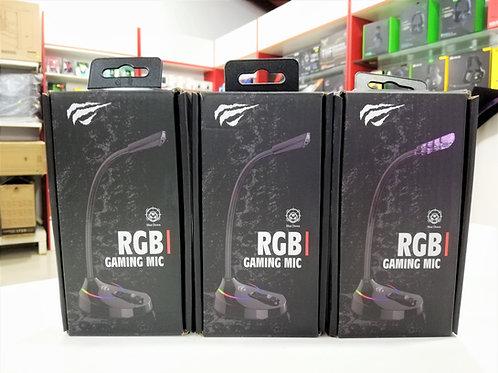 Micrófono para PC Havit GK55 RGB