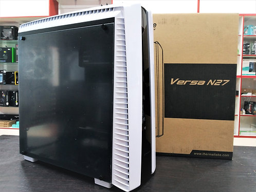 Gabinete Gamer Thermaltake Versa N27 Snow Edition