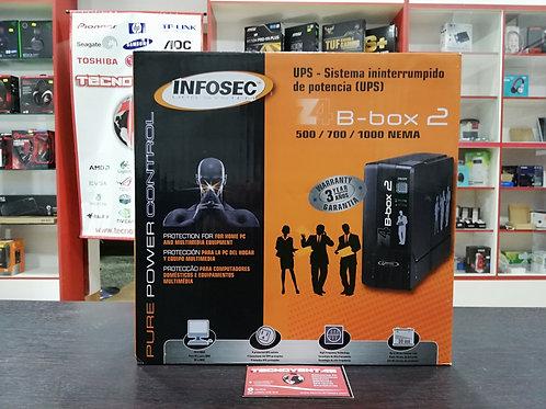 UPS INFOSEC 1000VA 480W