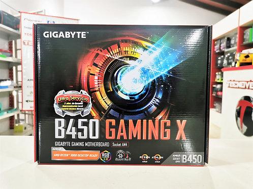 Placa madre Gigabyte B450 Gaming X