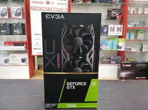 Tarjeta gráfica GTX 1650 4GB EVGA XC ULTRA