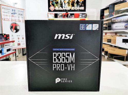 Placa madre MSI B365M PRO-VH