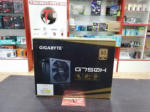 Fuente 750W 80 Plus Gold Gigabyte