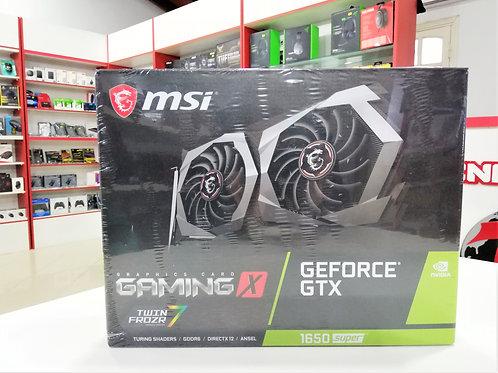 Tarjeta gráfica 4GB GTX 1650 Super MSI GAMING X Twin Frozr
