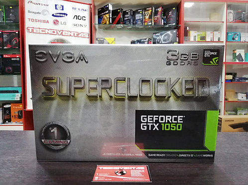3GB GTX 1050 EVGA Superclocked