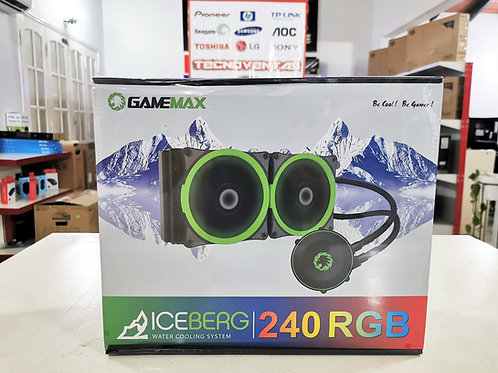 Hydro Cooler Gamemax 240 RGB