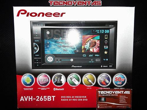 Pioneer AVH-265BT