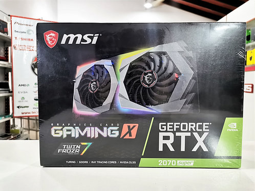 Gráfica RTX 270 Super MSI GAMING X TWIN FROZR