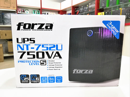 UPS Forza NT-752U 750VA