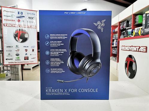 Auricular Gaming Razer Kraken X For Console