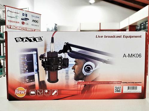 Micrófono para PC SATE A-MK06