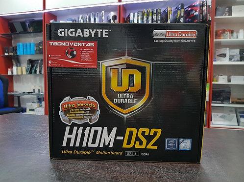 GIGABYTE H110M-DS2