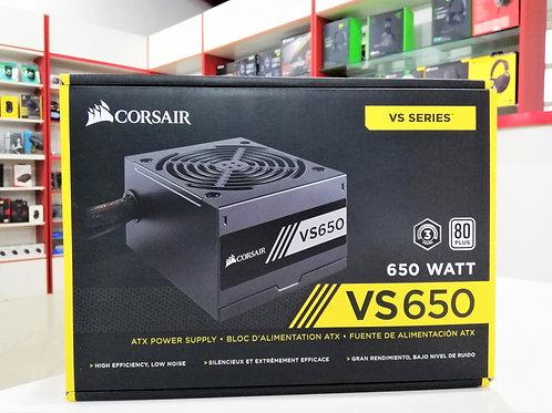 Fuente 650W 80+ Corsair VS650