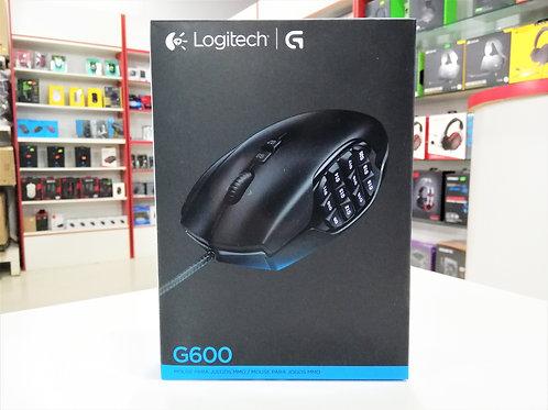 Mouse Gamer MMO Logitech G600