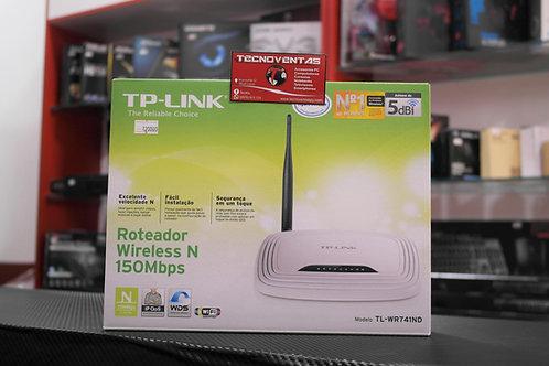 Roteador TL-WR741ND TP-LINK