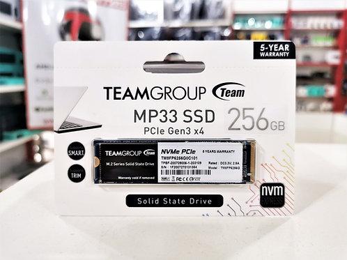 SSD M.2  NVME 256GB TeamGroup MP33