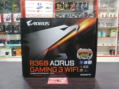 Placa madre Gigabyte B360 AORUS GAMING 3 WIFI