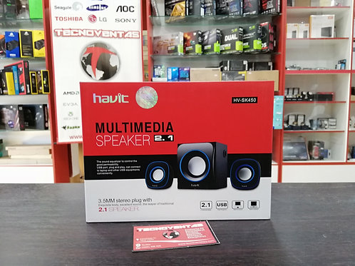 Speaker multimedia Havit 2.1