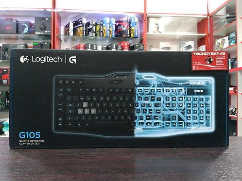 Teclado Gamer Logitech G105