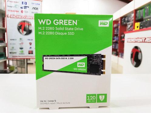 SSD M.2 120GB Western Digital Green
