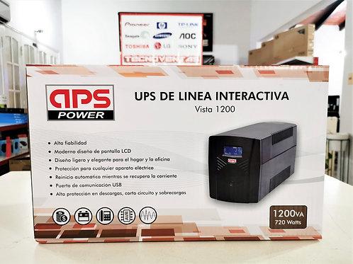 UPS 1200VA 720W APS