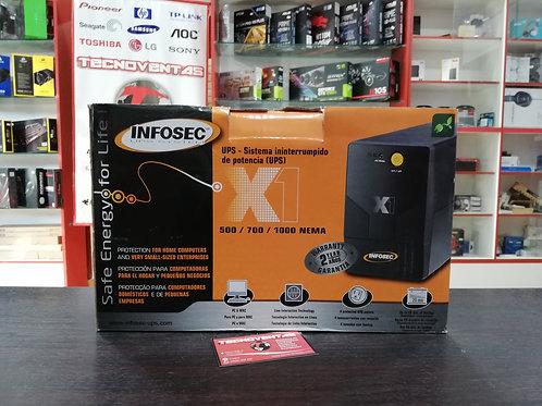 UPS INFOSEC 700VA 360W