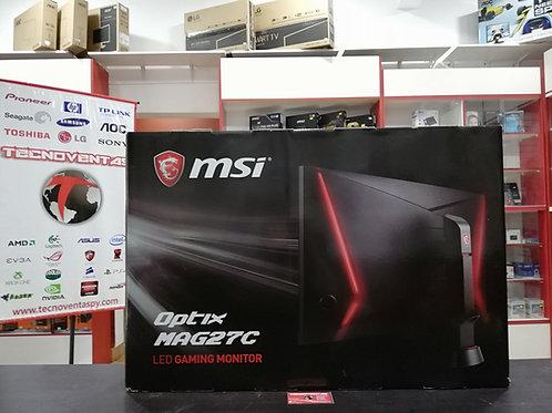 Monitor Gaming MSI Optix MAG27C 144Hz