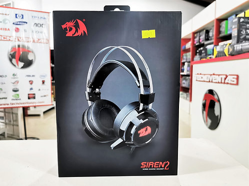 Auricular Gamer Redragon Siren 2 H301 USB