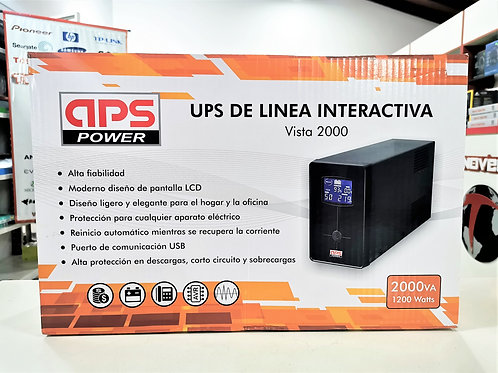 UPS 2000VA APS POWER