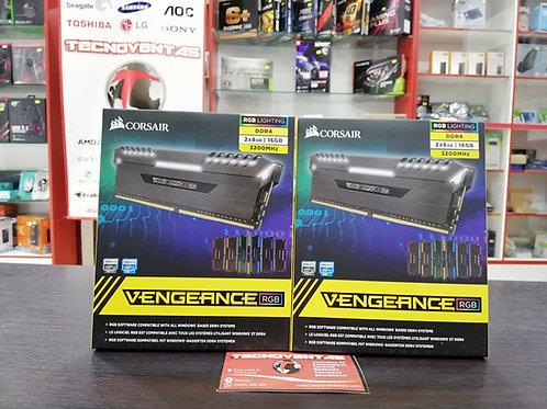 Memoria RAM 16GB (2x8GB) 3200MHz Corsair Vengeance RGB