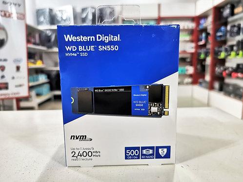 SSD M.2 NVME 500GB Western Digital Blue