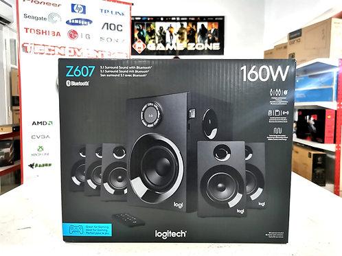 Hometheater Logitech Z607 5.1 Bluetooth
