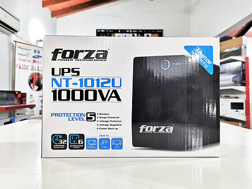 UPS 1000VA  FORZA NT-1012U