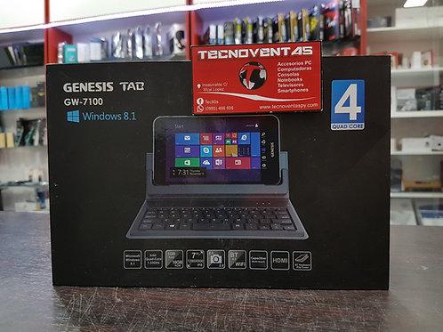 Tablet Genesis GW-7100 7´´