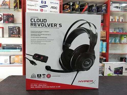Auricular Gamer HyperX Cloud Revolver S