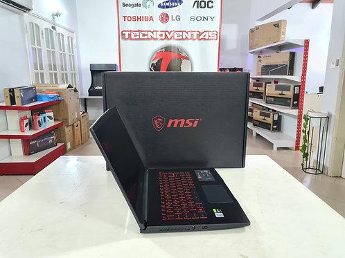 Notebook Gamer MSI GF65 THIN 10SDR