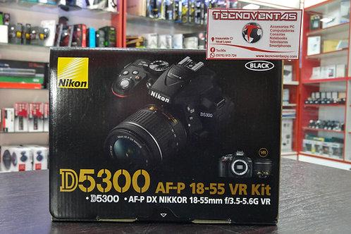 Cámara Profesional Nikon D5300
