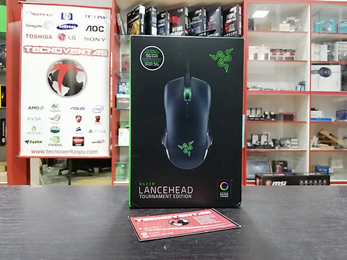 Mouse Gamer Razer Lancehead Tournament Edition