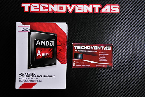 Procesador AMD A8 7600