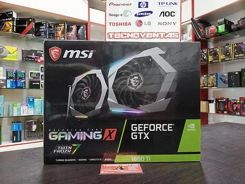 GTX 1660Ti MSI GAMING X
