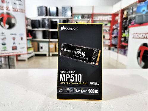 SSD M.2 NVME CORSAIR MP510  960GB