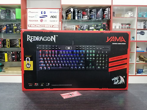 Teclado Mecánico Redragon YAMA K550