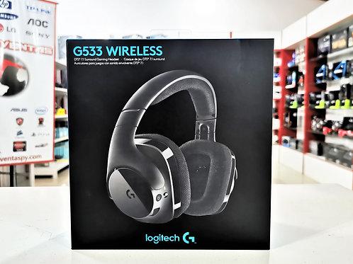 Auricular Gamer inalámbrico Logitech G533 Wireless