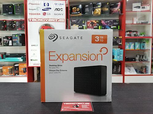 Disco duro externo Seagate Expansion 3TB