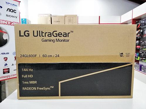 Monitor Gaming 144Hz 24´´ LG 24GL600F