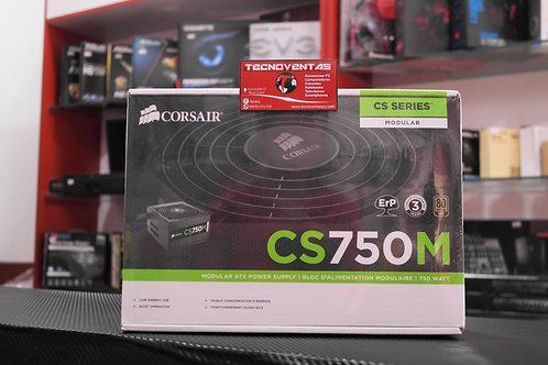 Fuente Corsair CS750M modular
