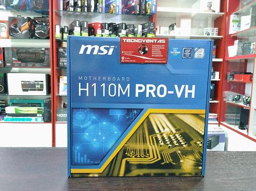 MSI H110M PRO-VH LGA 1151