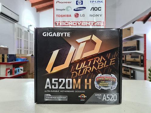 Placa madre Gigabyte A520M-H