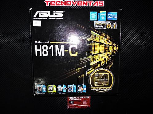 Placa Madre H81M-C Asus