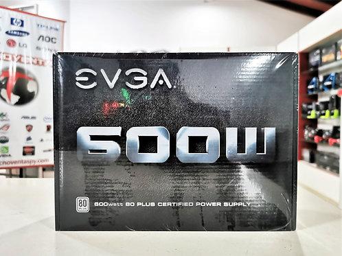 Fuente 600W EVGA 80 Plus White